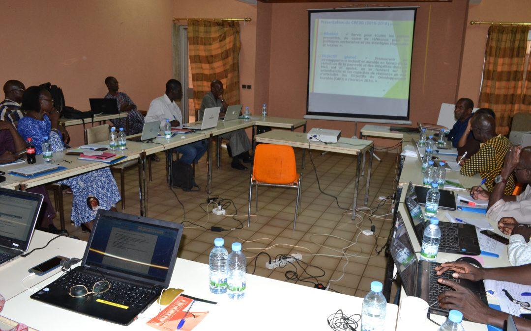 Formation en Analyse Sociale des cadres de Caritas Mali