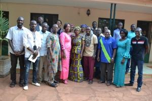 Rencontre nationale d'orientation et de formation des Animateurs polyvalents du Programme2018-2021 d'Appui à la Sécurité Alimentaire et Nutritionnelle des ménages ruraux vulnérables dans les diocèses de Bamako, Kayes et Ségou, au Mali : PASAN_BKS 1821.