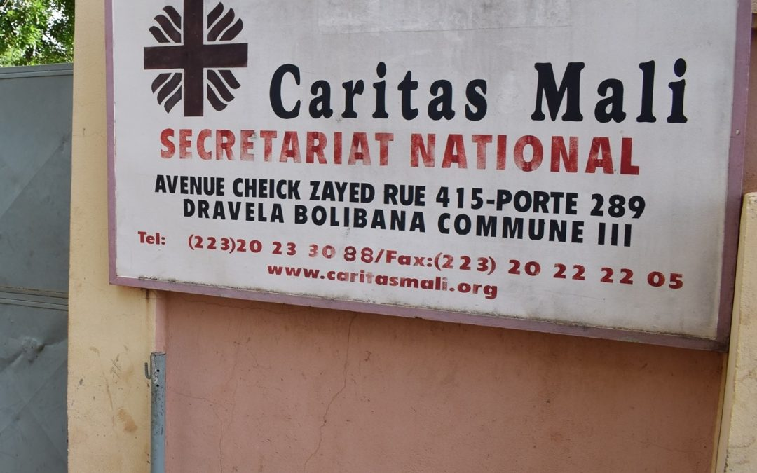 Caritas Mali se dote d'un plan d'action de prévention contre le Covid-19