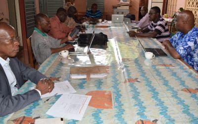 COVID-19 le Secrétariat National de Caritas Mali opte pour le télétravail pour son personnel du 1er au 20 avril. Une équipe légère est mise en place.