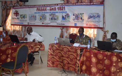 7ème Copil Ordinaire PASAN-BKS 1821 du 20 au 21 octobre 2021 à Bamako.